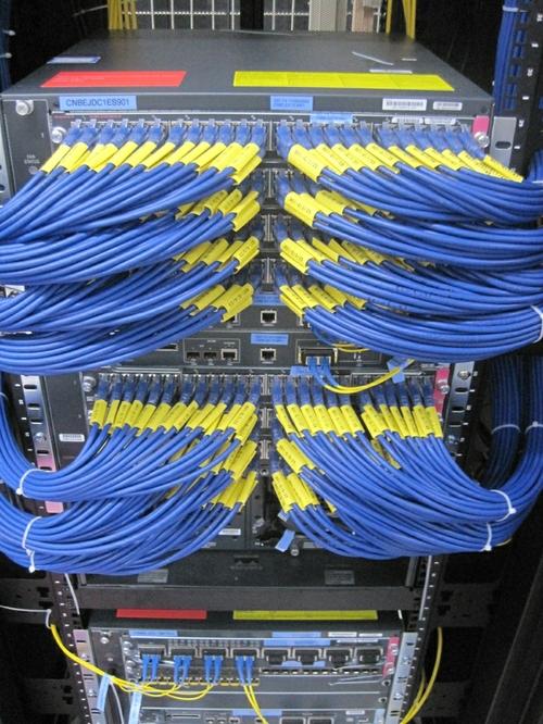 屏蔽机房ups接线图